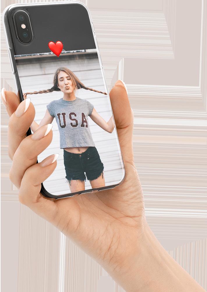 Maak je eigen Samsung Galaxy A50 smartphone hoesje