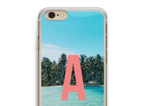 Maak zelf je iPhone 6 PLUS / 6S PLUS hoesje met je monogram