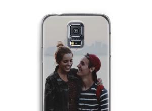 Ontwerp je eigen Galaxy S5 hoesje