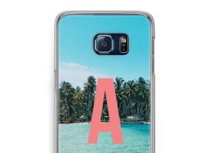 Maak zelf je Galaxy S6 Edge Plus hoesje met je monogram
