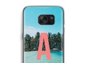 Maak zelf je Galaxy S7 hoesje met je monogram