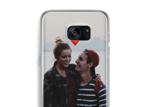 Ontwerp je eigen Galaxy S7 Edge hoesje