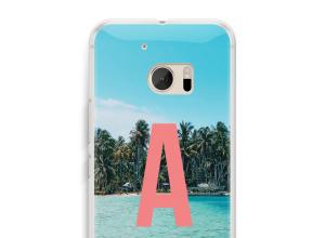 Maak zelf je HTC 10 hoesje met je monogram