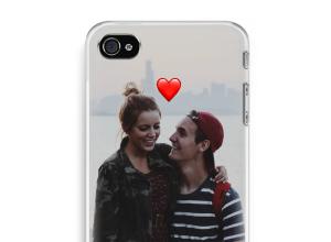 Ontwerp je eigen iPhone 4 / 4S hoesje