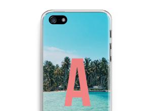 Maak zelf je iPhone 5 / 5S / SE (2016) hoesje met je monogram
