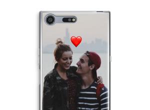 Ontwerp je eigen Xperia XZ Premium hoesje