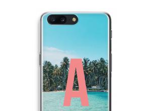 Maak zelf je OnePlus 5 hoesje met je monogram