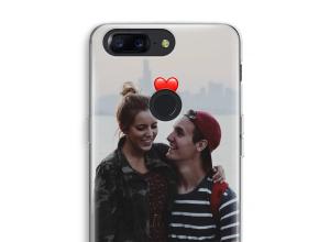 Ontwerp je eigen OnePlus 5T hoesje
