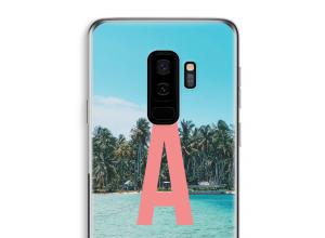 Maak zelf je Galaxy S9 Plus hoesje met je monogram
