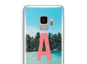 Maak zelf je Galaxy S9 hoesje met je monogram