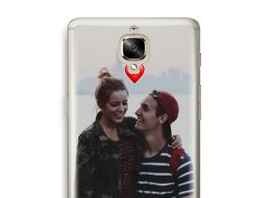 Ontwerp je eigen OnePlus 3 hoesje