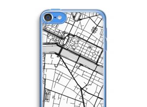 Zet een stadskaart op je  iPod touch 6 hoesje
