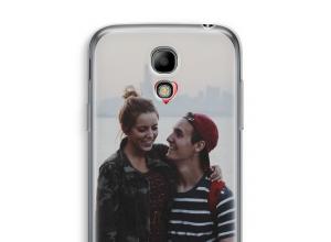 Ontwerp je eigen Galaxy S4 mini hoesje