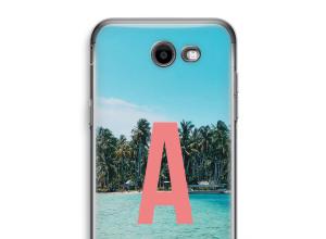 Maak zelf je Galaxy J3 Prime (2017) hoesje met je monogram