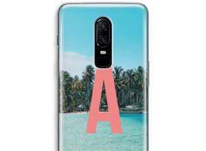 Maak zelf je OnePlus 6 hoesje met je monogram