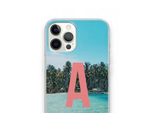 Maak zelf je iPhone 12 Pro Max hoesje met je monogram