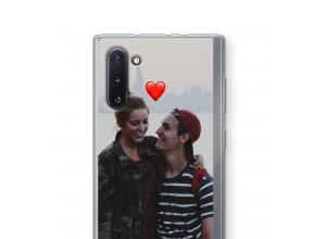 Ontwerp je eigen Galaxy Note 10 hoesje