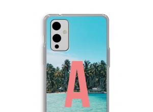 Maak zelf je OnePlus 9 hoesje met je monogram