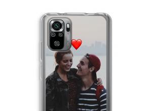 Ontwerp je eigen Xiaomi Redmi Note 10S hoesje